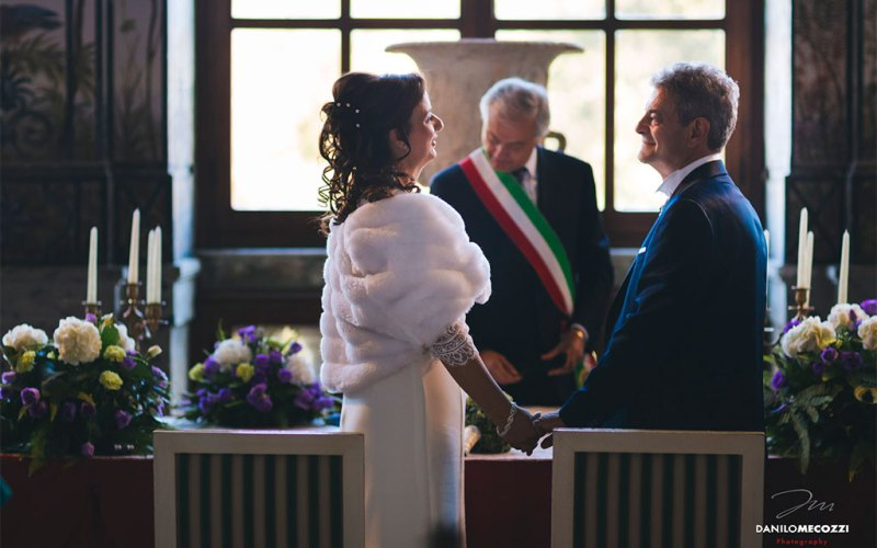 Sabrina e Enrico