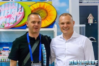 DaniReef con Davide Robustelli di Croci/Amtra