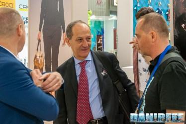 GianDomenico Palieri di PetsFestival con Davide Robustelli e DaniReef