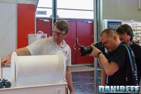 Torsten Hess di Royal Exlusiv con DaniReef