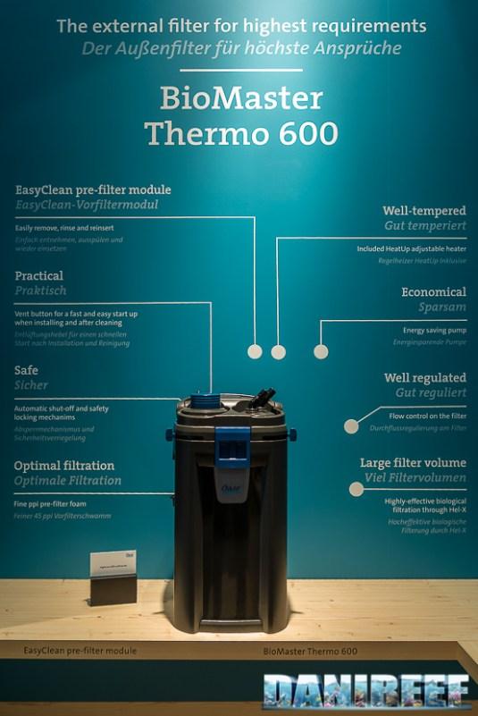 201805 BioMaster Thermo 600, filtro esterno, interzoo, oase 04 Copyright by DaniReef