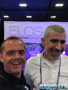 DaniReef con Francois Nollet di Elos