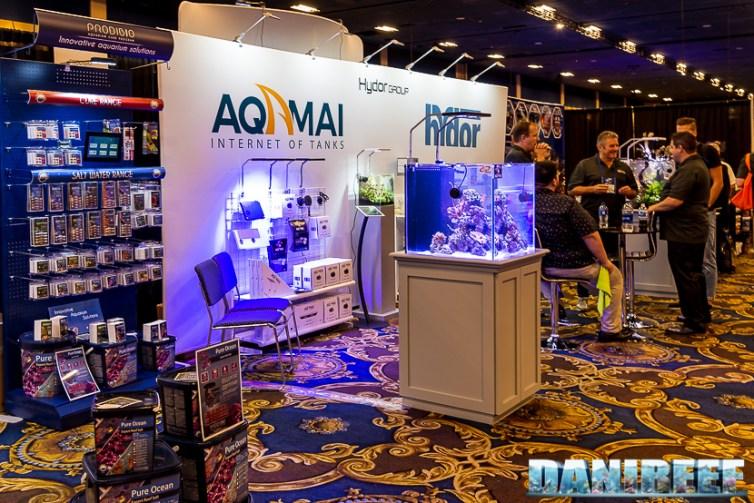 Lo stand Hydor Aqamai al Macna 2018 a Las Vegas