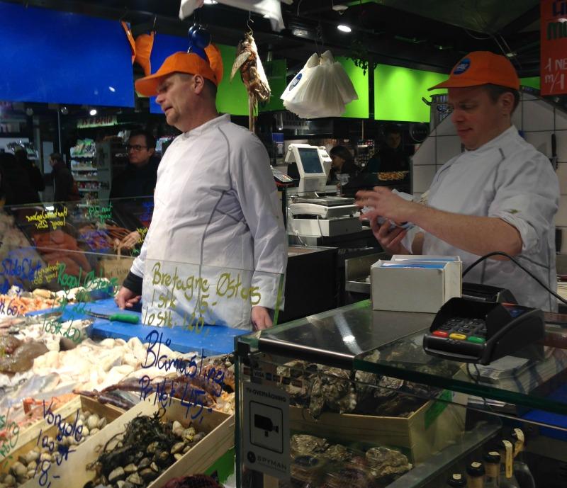 Glade fiskehandlere