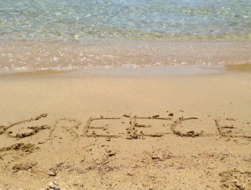 Smukke strande Peloponnes