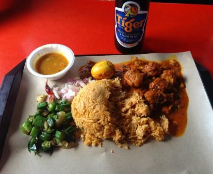 Lækker indisk mad
