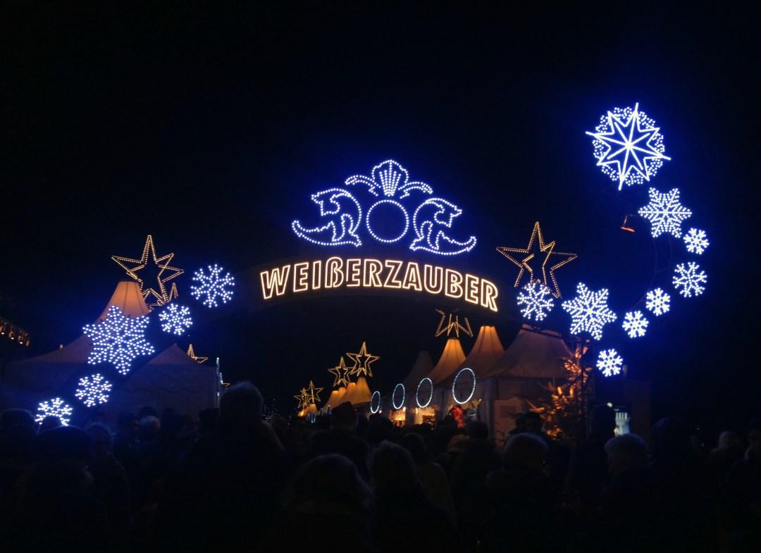 Weisserzauber det hvide julemarked