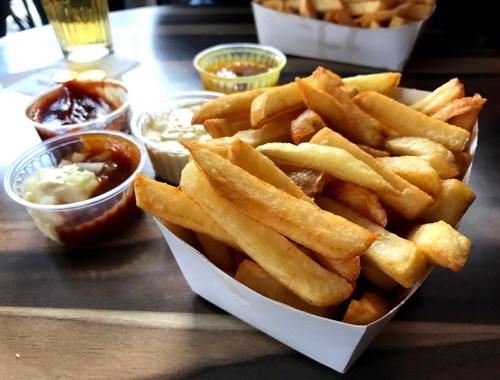 Bruxelles bedste pommes frites