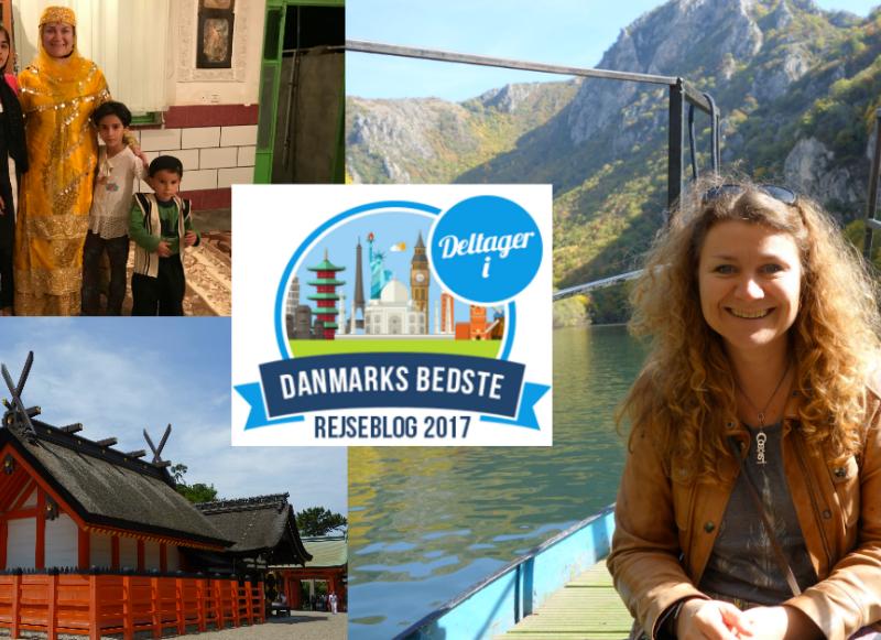 Hvem bliver Danmarks Bedste Rejseblog 2017?