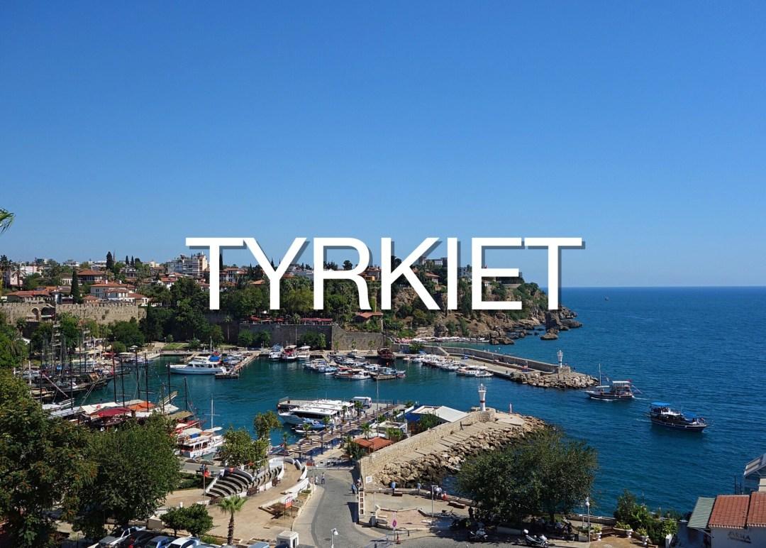Rejseblog Tyrkiet