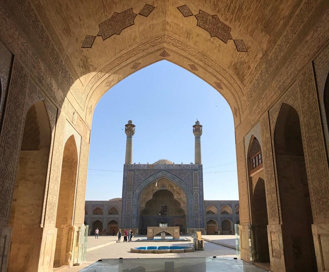 Masjed-e Jame i Iran