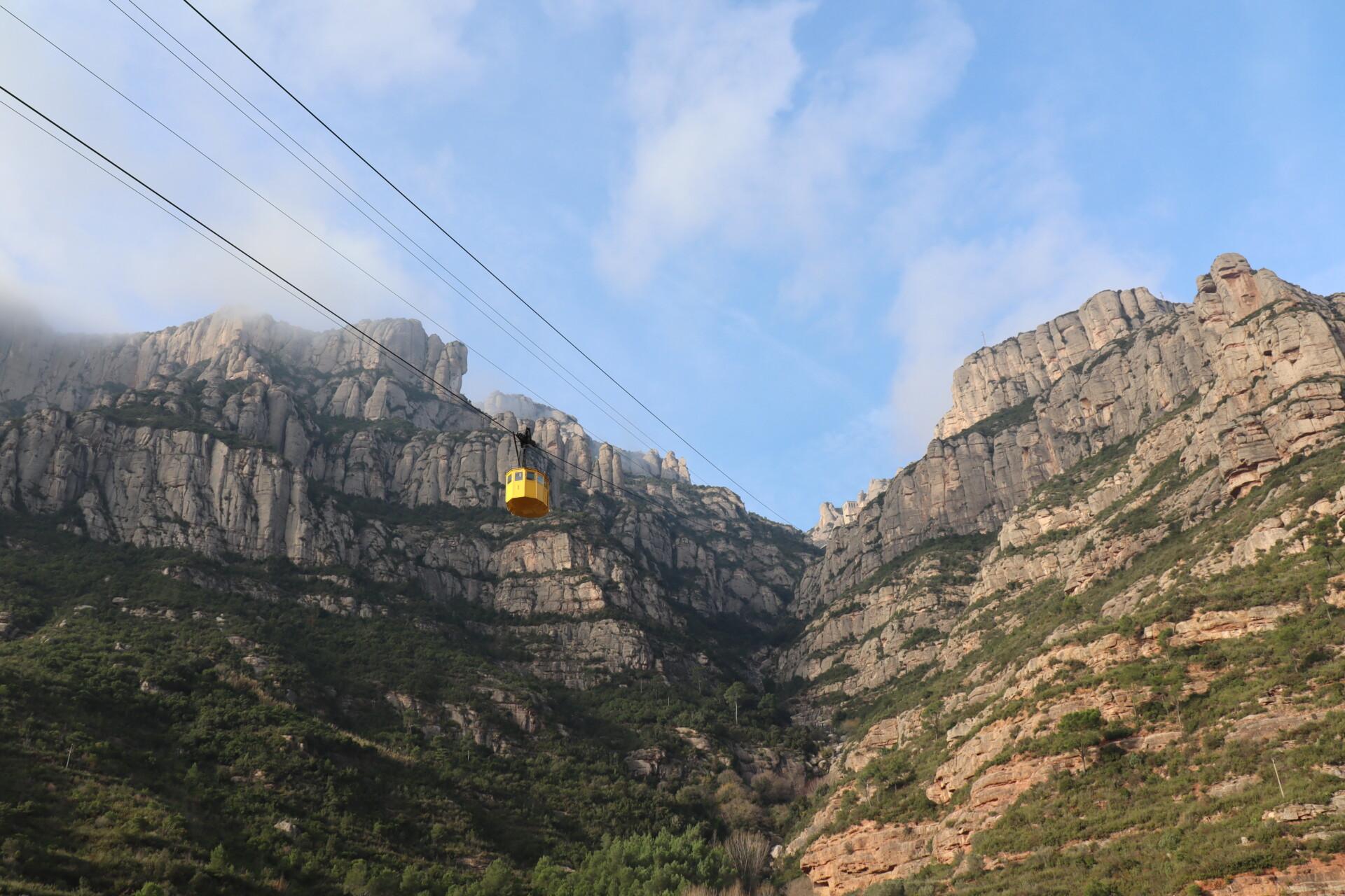 Svævebanen til Montsserat