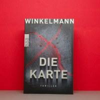 """[Rezension] Andreas Winkelmann """"Die Karte"""""""