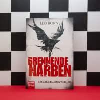 """[Rezension] Leo Born """"Brennende Narben"""""""