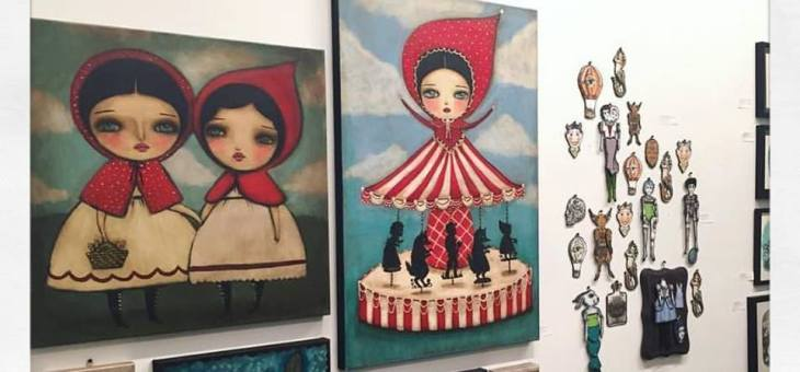 Showing at Stranger Factory in Albuquerque, NM USA
