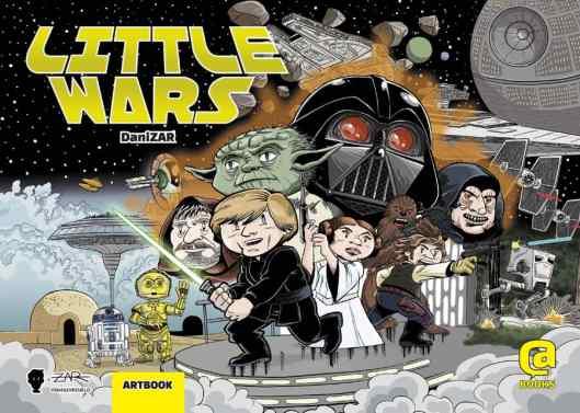 Portada de Little Wars Vol 1