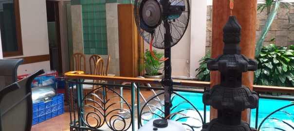 Sewa kipas angin air Cipayung Depok Bogor Wa 081291820537, Djtek