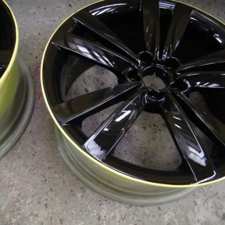 Rim Painting Nottingham Derby and Long Eaton