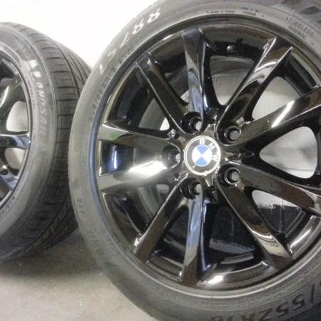 BMW Alloy Wheel Refurbishment Nottingham, Derby & Long Eaton