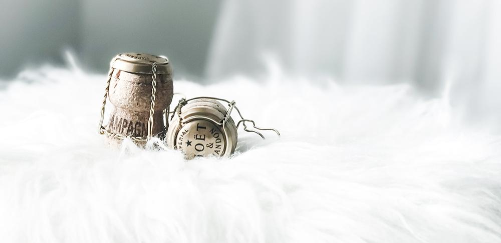 moet and chandon champagne at grain in midtown atlanta
