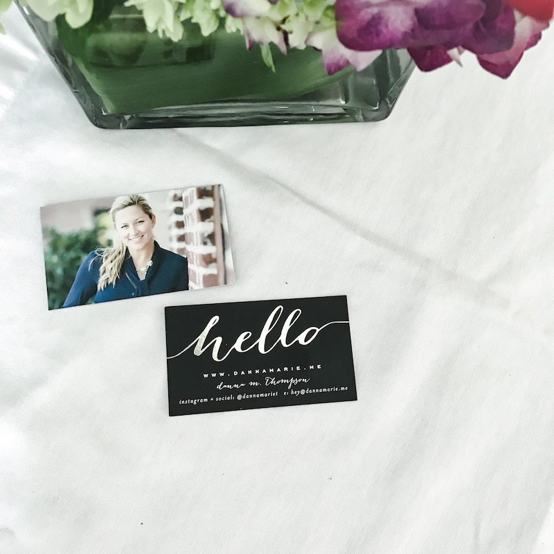 Photo business cards