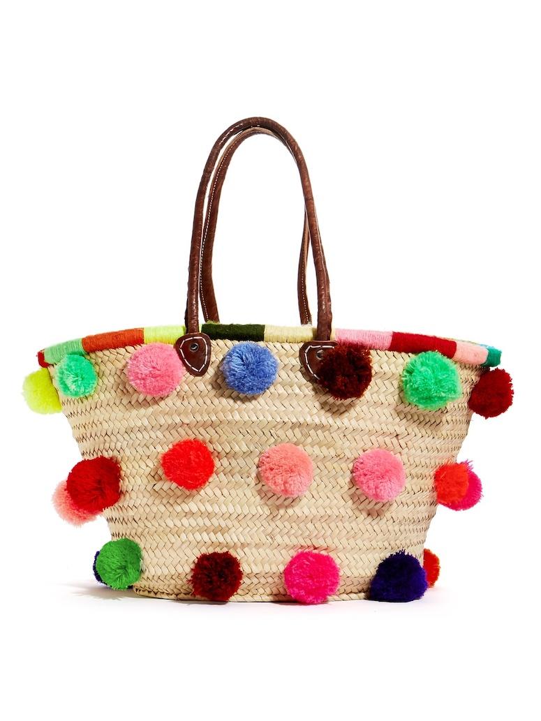 Pompom bag
