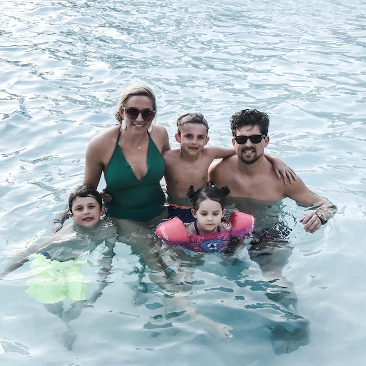 Pools at Disney Animal Kingdom Lodge