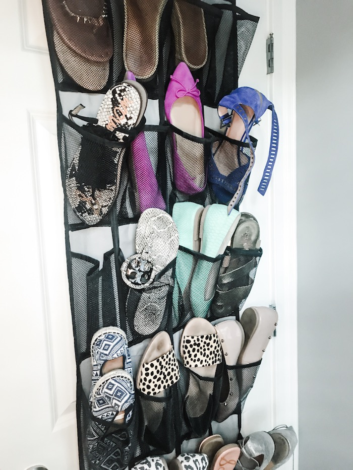 shoe and sandal organization