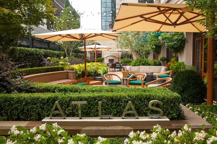 Atlas at St Regis