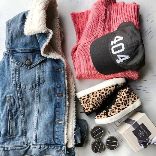 leopard high tops and codeword hats