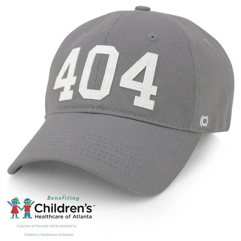hat benefitting children's healthcare of atlanta