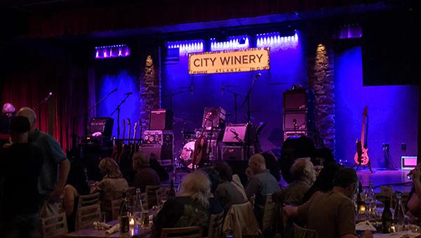 music at city winery atlanta