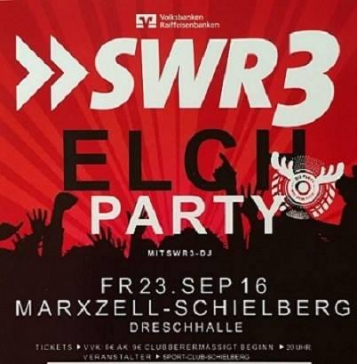 swr3 elchparty schielberg 2016