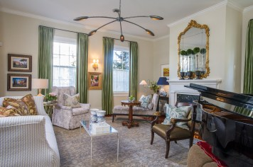 Dann Foley Interior Design Charleston