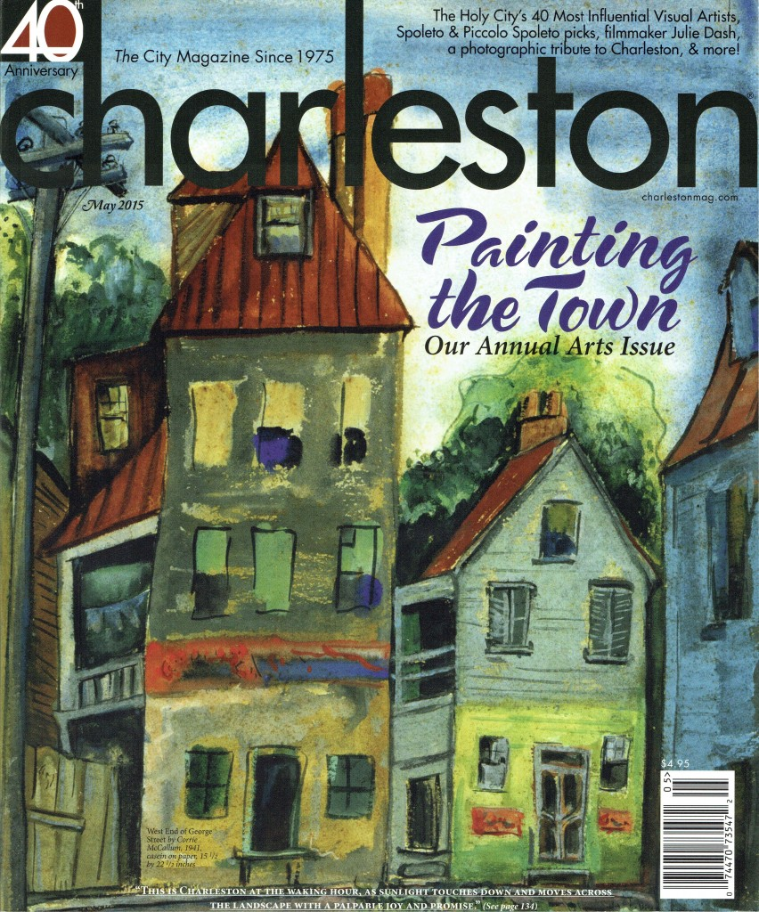 Charleston Magazine Cover