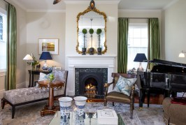 Transitional Parlor