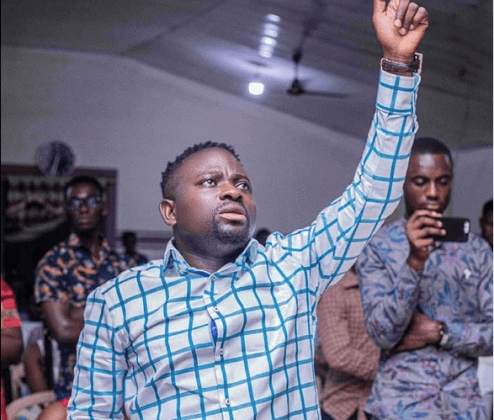 Video: I introduced the combination of tea bread and groundnut paste to Ghanaians – Bro Sammy