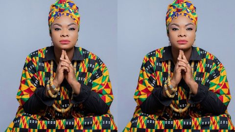 """""""Stop Showing Your Ignorance and Poverty Everywhere""""—Beverly Afaglo Blast those who says Ghanaian Movies are Rubbish"""