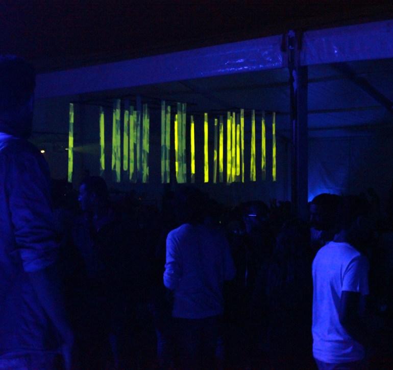 2016 | Libremapping Tunis : Scénographie Electron Libre | projection scénographique