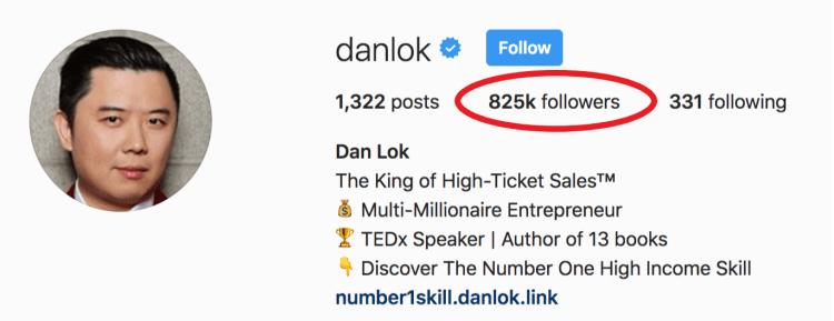 Dan Lok – Instagram Secret 2019 - WSO Downloads 1