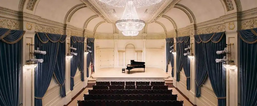 Program Notes – Carnegie Hall