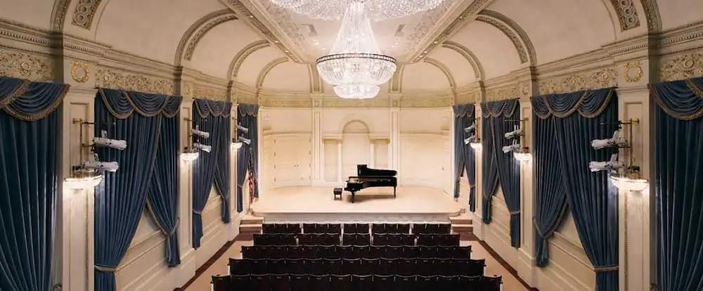 Program Notes – Carnegie Hall