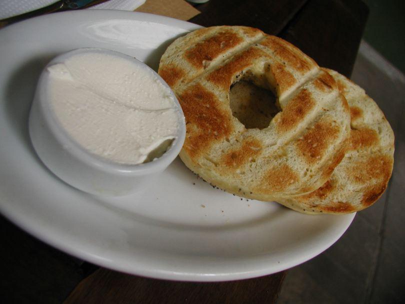 Big Mamma's bagel