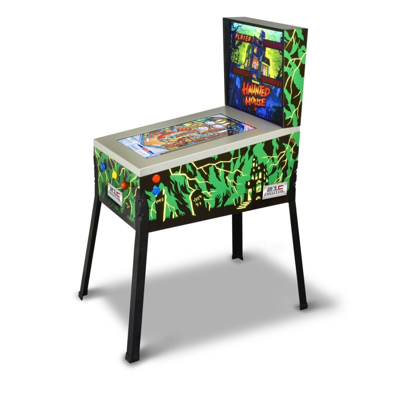 pinball 3d digital gottlieb up lcd 12 table games in 1