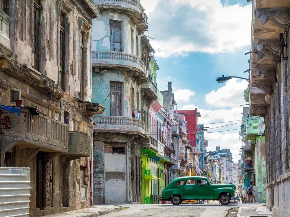 Dansacuba ruelle de Cuba