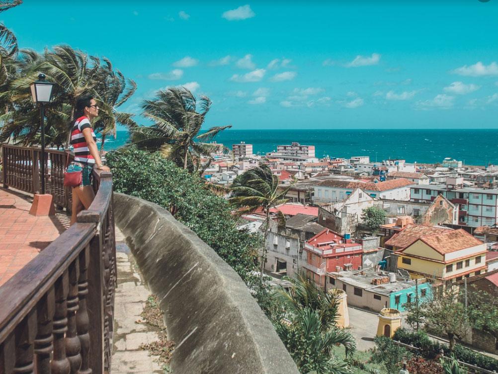 Dansacuba vue sur les toits cubains