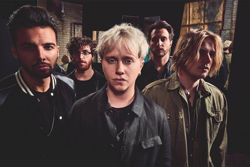 "Nieuwe single Nothing But Thieves – ""Sorry"""