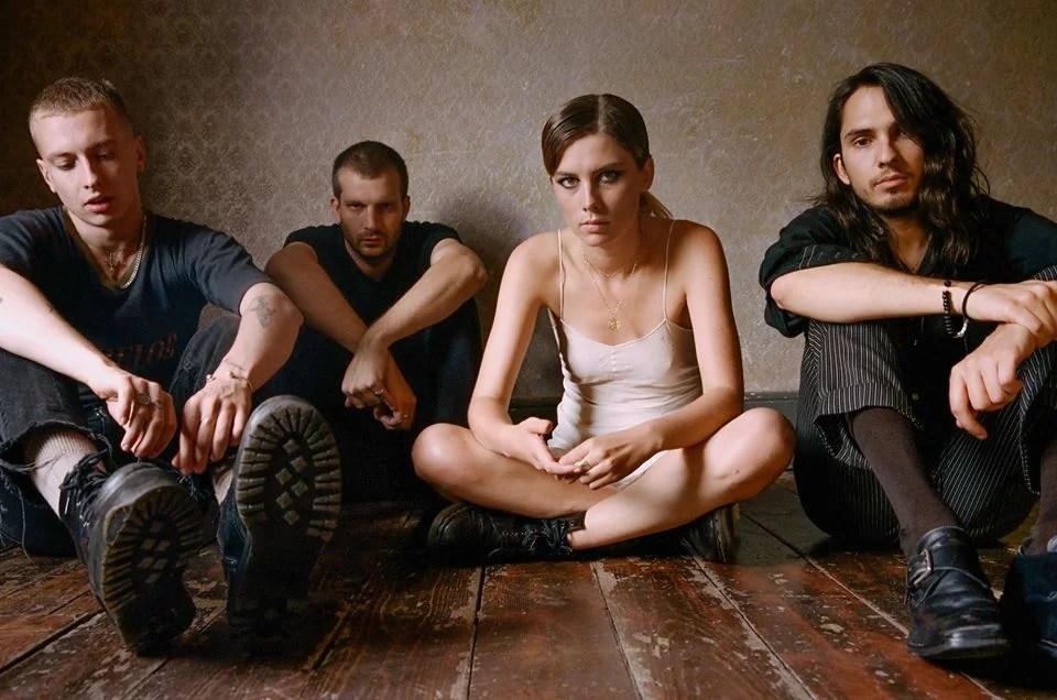 "Nieuwe single Wolf Alice – ""Beautifully Unconventional"""