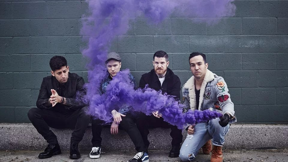 "Nieuwe single Fall Out Boy – ""Champion"""