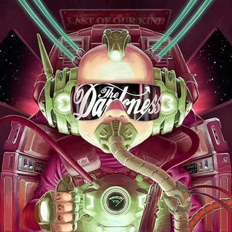 Nieuwe single The Darkness